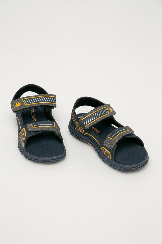 Kappa - Dětské sandály Paxos námořnická modř
