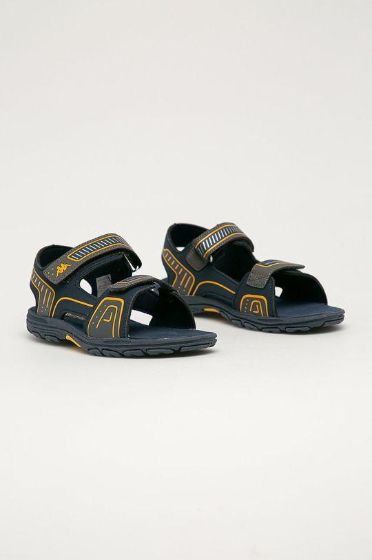 Kappa - Detské sandále Paxos tmavomodrá
