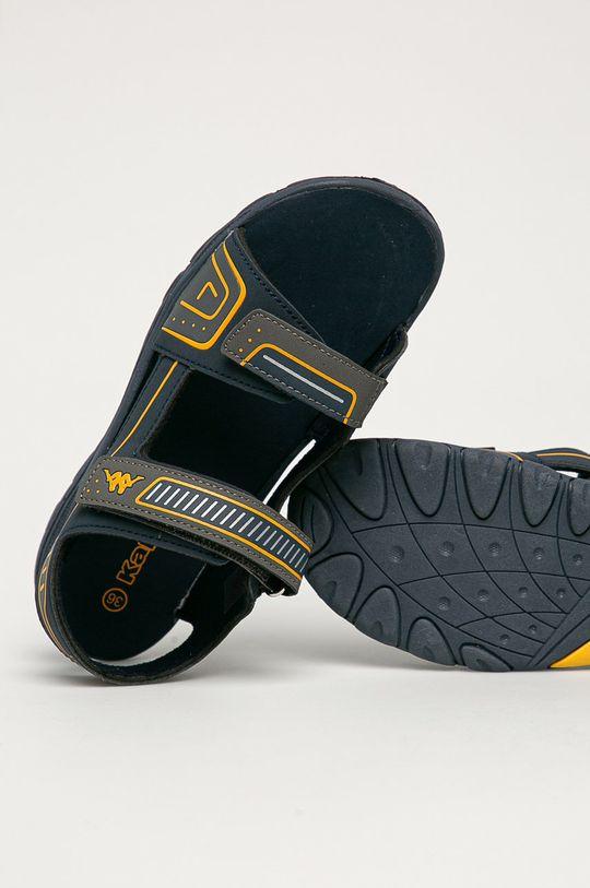tmavomodrá Kappa - Detské sandále Paxos