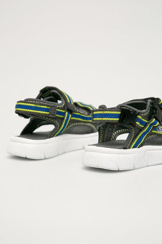 Kappa - Dětské sandály Lamia  Svršek: Textilní materiál Vnitřek: Umělá hmota, Textilní materiál Podrážka: Umělá hmota