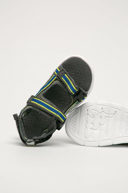 šedá Kappa - Dětské sandály Lamia