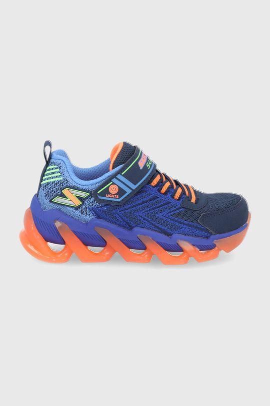 bleumarin Skechers - Pantofi copii De băieți