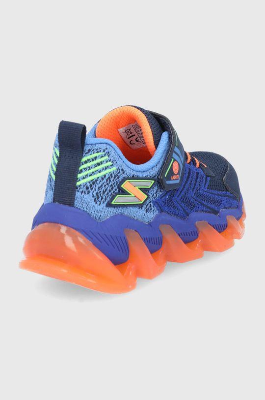 Skechers - Pantofi copii  Gamba: Material textil Interiorul: Material textil Talpa: Material sintetic