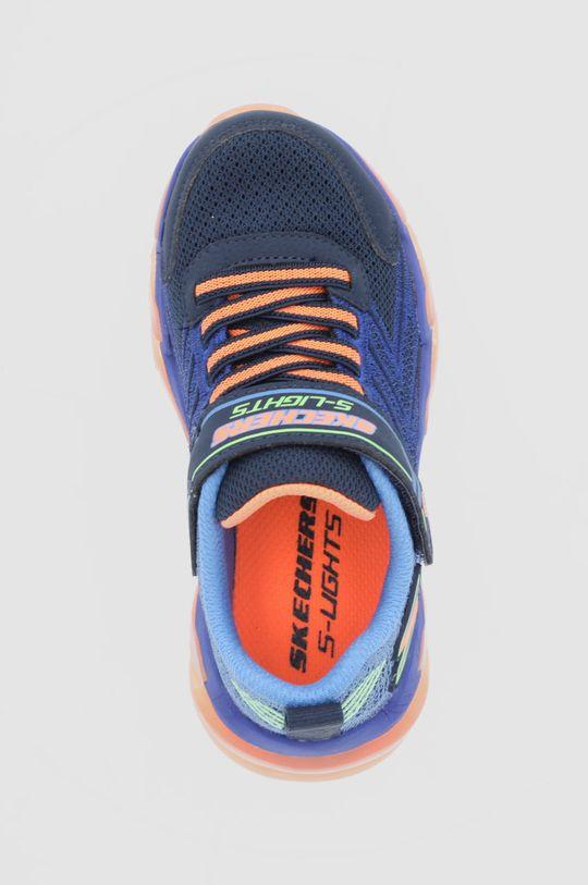 bleumarin Skechers - Pantofi copii