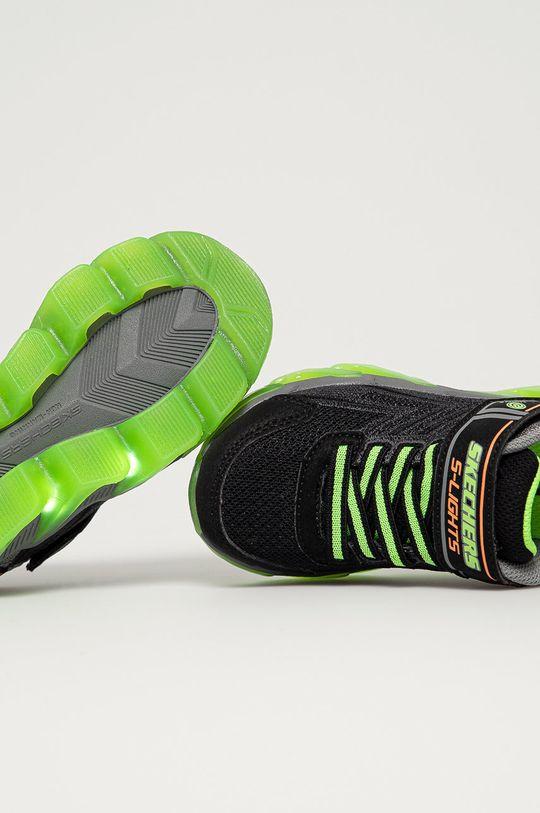 czarny Skechers - Buty dziecięce