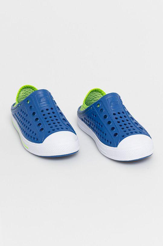 Skechers - Detské tenisky modrá