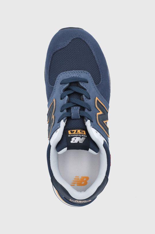 bleumarin New Balance - Pantofi copii GC574SY2