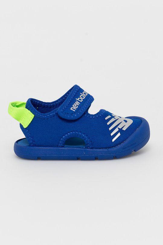 albastru New Balance - Sandale copii IOCRSRRB De băieți