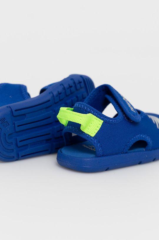 New Balance - Sandale copii IOCRSRRB  Gamba: Material textil Interiorul: Material textil Talpa: Material sintetic