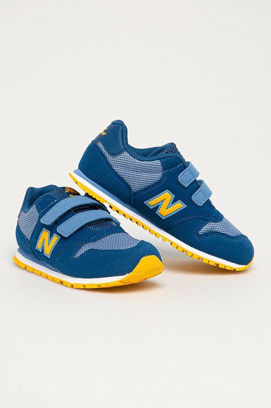 New Balance - Detské topánky IV500TPL modrá