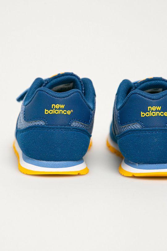 New Balance - Detské topánky IV500TPL  Zvršok: Textil, Semišová koža Vnútro: Textil Podrážka: Syntetická látka