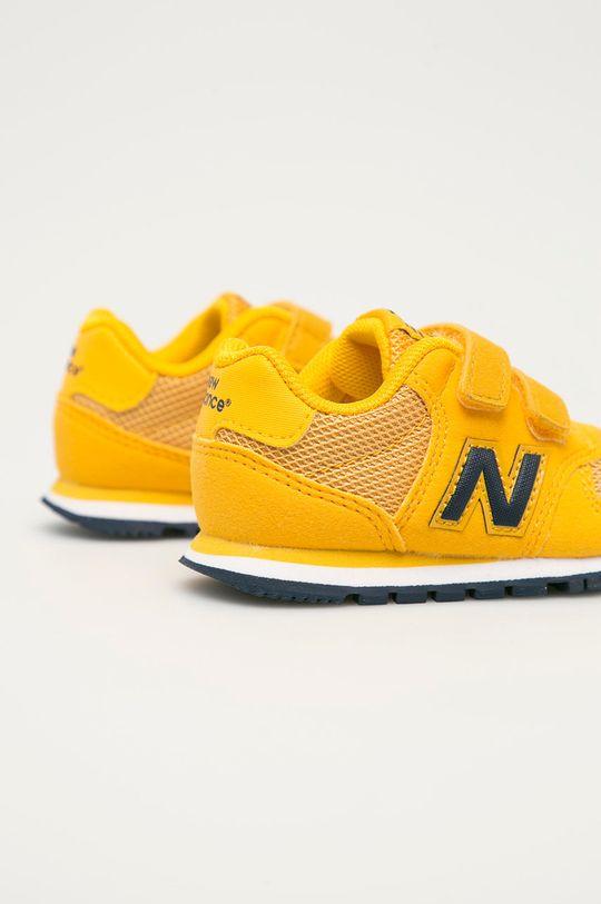 New Balance - Dětské boty IV500TPY  Svršek: Textilní materiál, Semišová kůže Vnitřek: Textilní materiál Podrážka: Umělá hmota