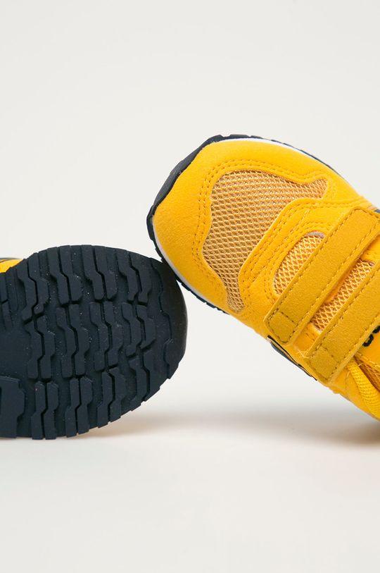 jantarová New Balance - Dětské boty IV500TPY