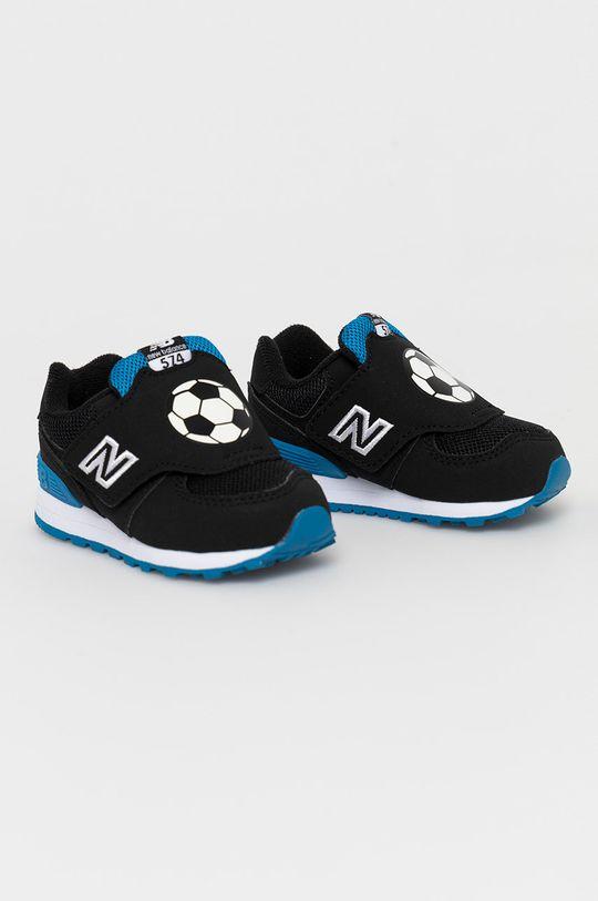 New Balance - Buty dziecięce IV574FRA czarny