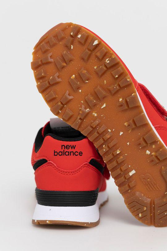New Balance - Detské topánky PV574BRK  Zvršok: Syntetická látka, Textil Vnútro: Textil Podrážka: Syntetická látka