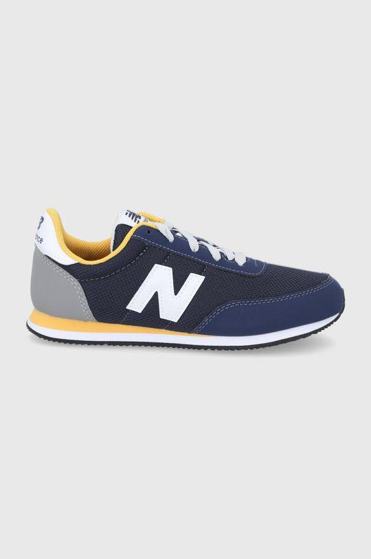 tmavomodrá New Balance - Detské topánky YC720NV2 Chlapčenský