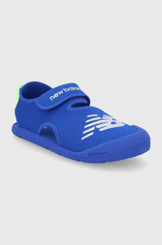 New Balance - Sandały dziecięce niebieski