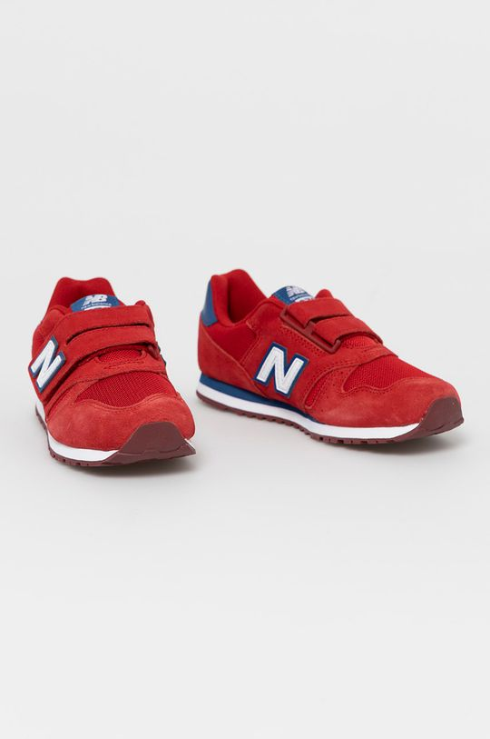 New Balance - Pantofi copii YV373SRW rosu