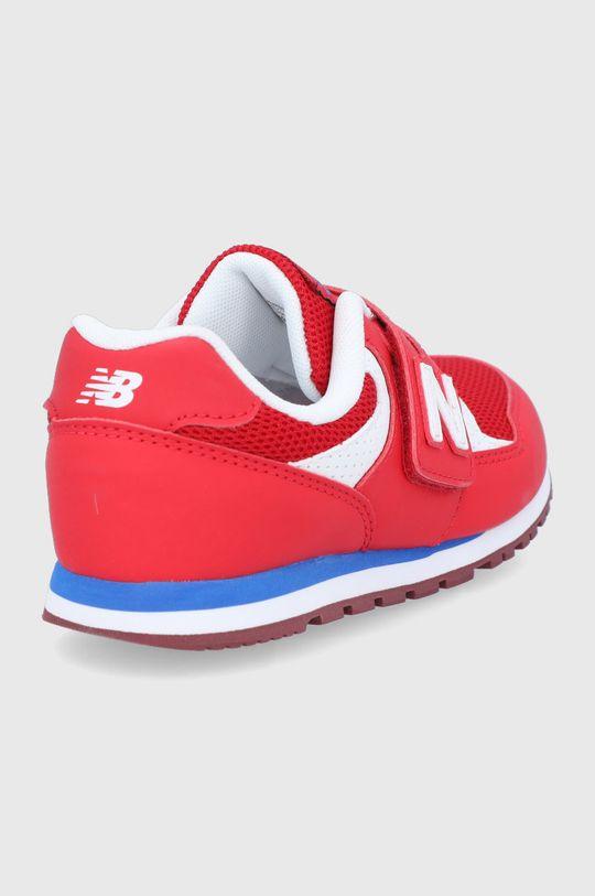 New Balance - Detské topánky YV393BBP  Zvršok: Syntetická látka, Textil Vnútro: Textil Podrážka: Syntetická látka