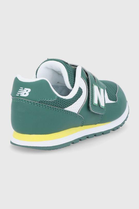 New Balance - Pantofi copii YV393BGR  Gamba: Material sintetic, Material textil Interiorul: Material textil Talpa: Material sintetic
