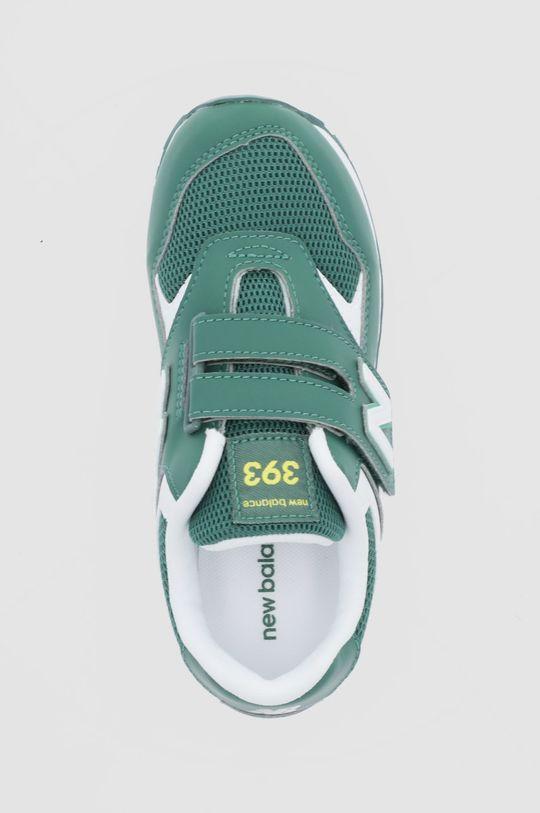verde New Balance - Pantofi copii YV393BGR