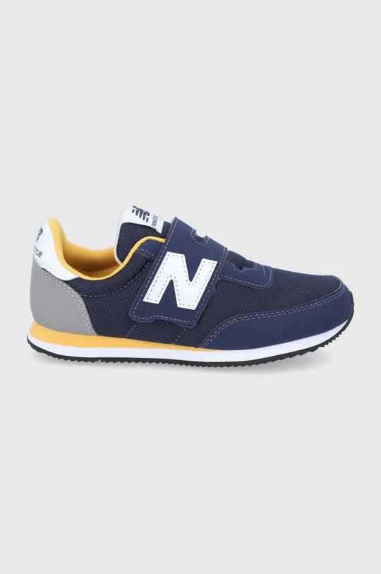 tmavomodrá New Balance - Detské topánky YV720NV2 Chlapčenský