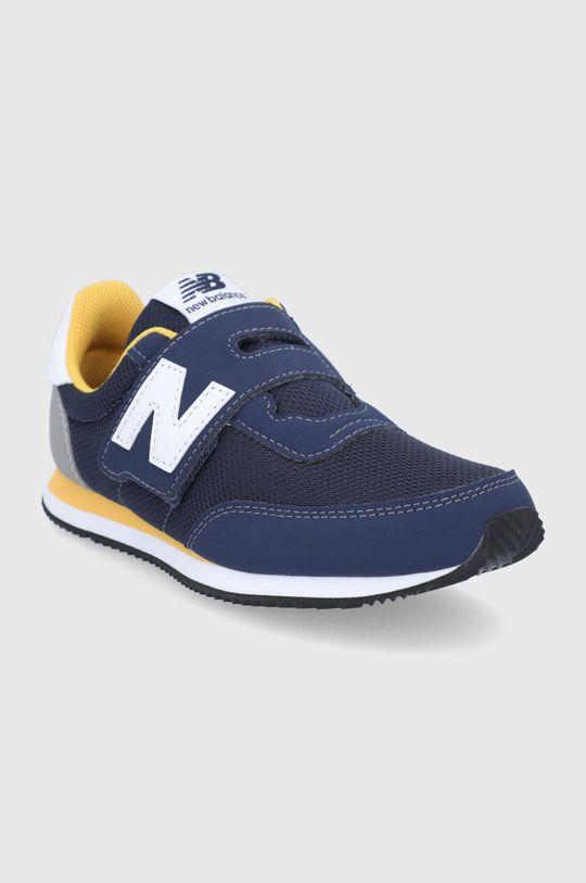 New Balance - Detské topánky YV720NV2 tmavomodrá