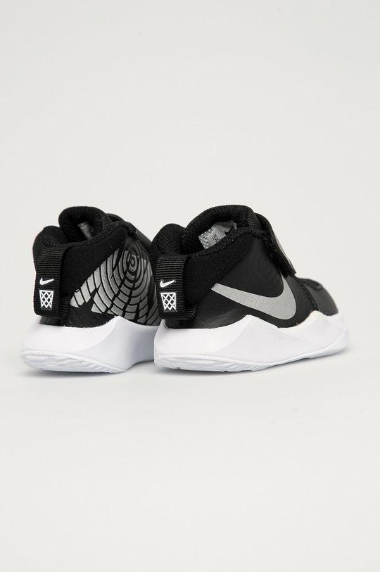 Nike Kids - Pantofi copii Team Hustle D 9  Gamba: Material sintetic, Piele naturala Interiorul: Material textil Talpa: Material sintetic