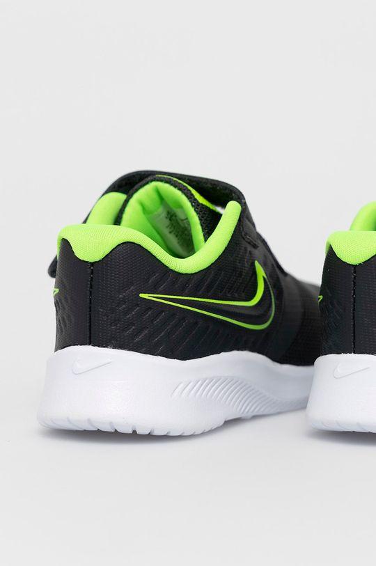 Nike Kids - Detské topánky Star Runner 2  Zvršok: Syntetická látka, Textil Vnútro: Textil Podrážka: Syntetická látka