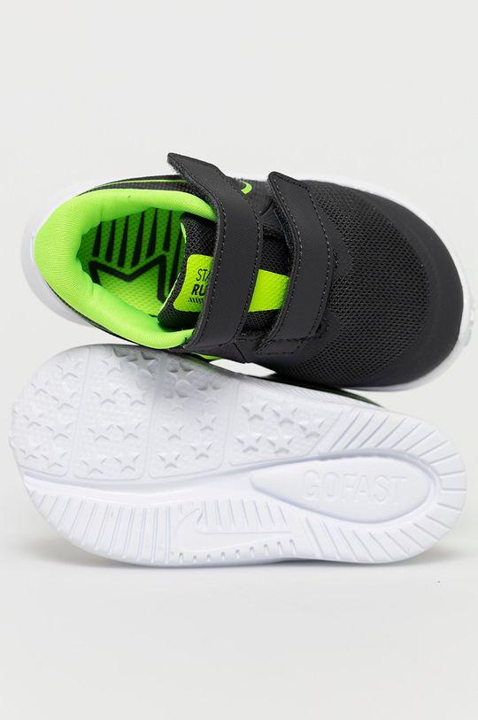 sivá Nike Kids - Detské topánky Star Runner 2