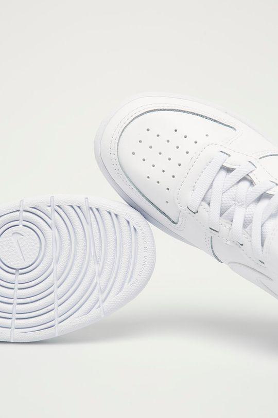 biały Nike Kids - Buty dziecięce Court Borough Low 2