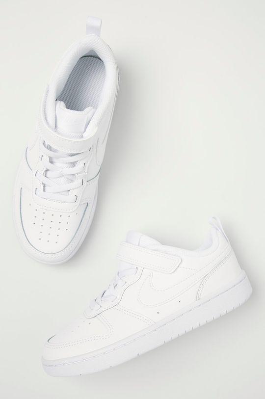 Nike Kids - Buty dziecięce Court Borough Low 2 Chłopięcy
