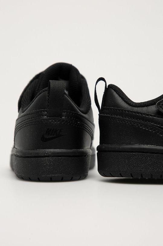 Nike Kids - Dětské boty Court Borough Low 2  Svršek: Umělá hmota, Přírodní kůže Vnitřek: Textilní materiál Podrážka: Umělá hmota