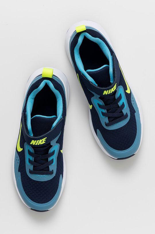 tmavomodrá Nike Kids - Detské topánky WearAllDay