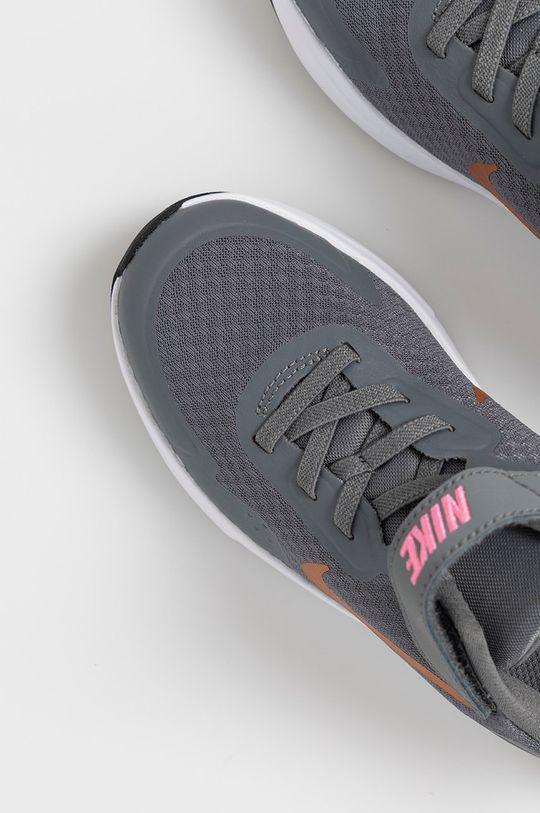 sivá Nike Kids - Detské topánky WearAllDay