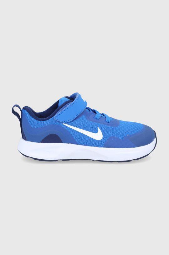 modrá Nike Kids - Detské topánky WearAllDay Chlapčenský
