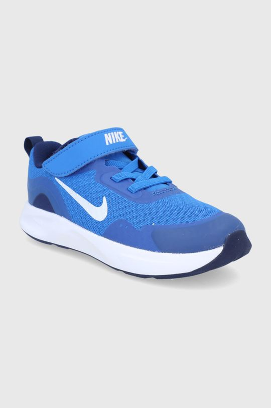 Nike Kids - Detské topánky WearAllDay modrá