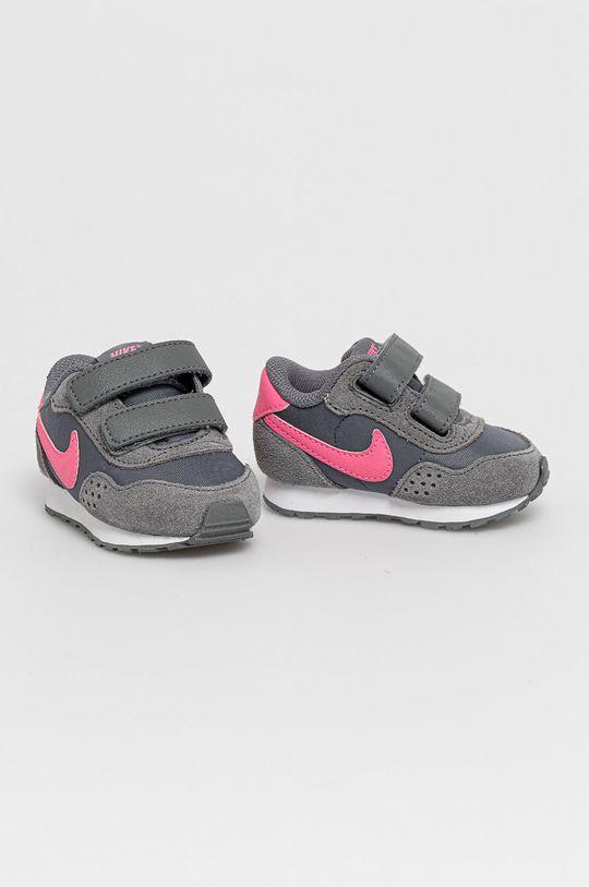 Nike Kids - Detské topánky MD Valiant sivá