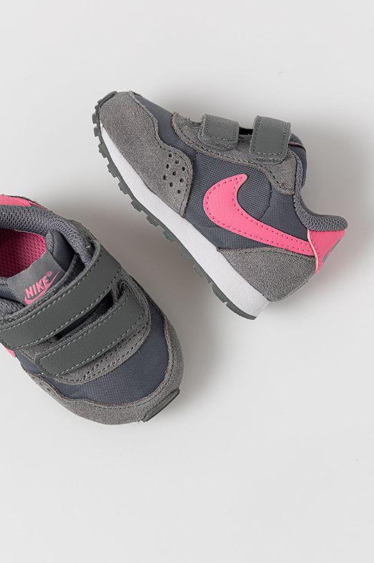 sivá Nike Kids - Detské topánky MD Valiant