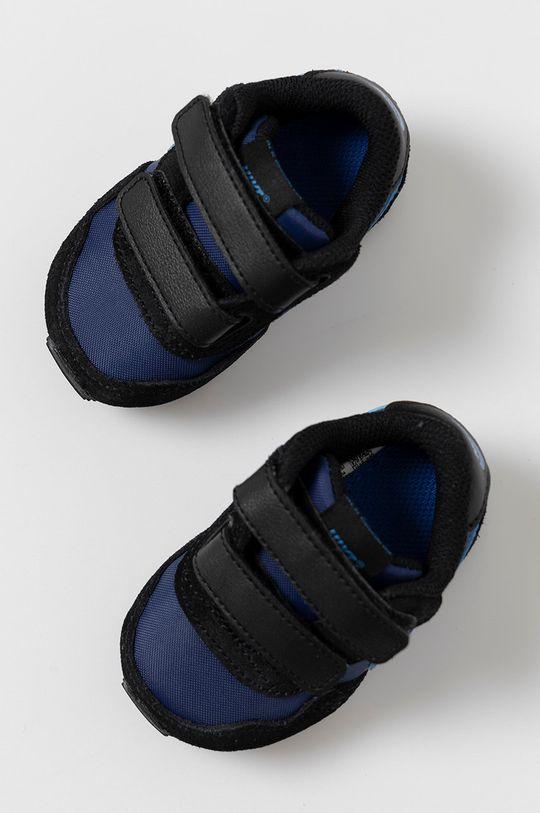 čierna Nike Kids - Detské topánky MD Valiant