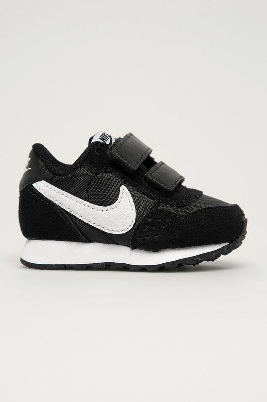 čierna Nike Kids - Detské topánky MD Valiant Chlapčenský