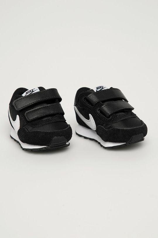 Nike Kids - Detské topánky MD Valiant čierna