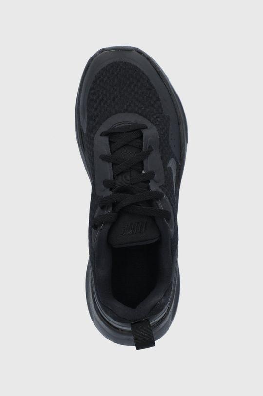 czarny Nike Kids - Buty dziecięce WearAllDay