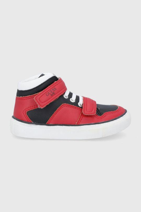červená Guess - Detské topánky Chlapčenský