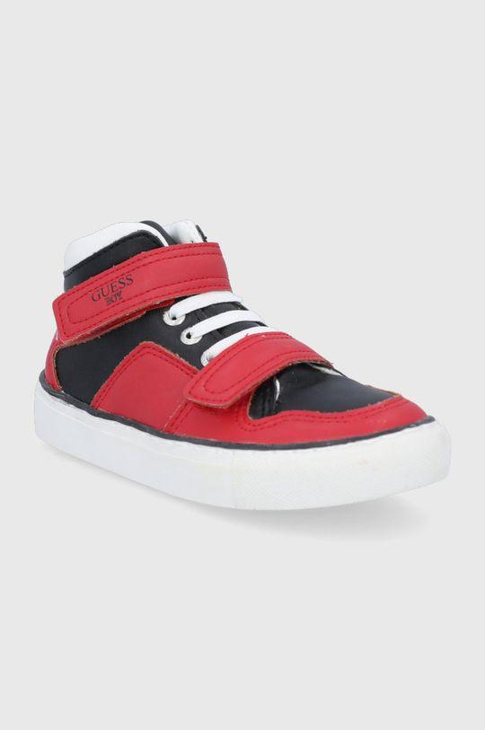 Guess - Detské topánky červená