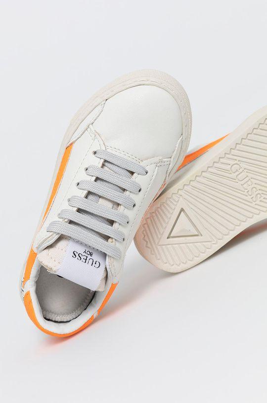 biela Guess - Detské topánky