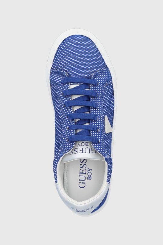 modrá Guess - Detské tenisky