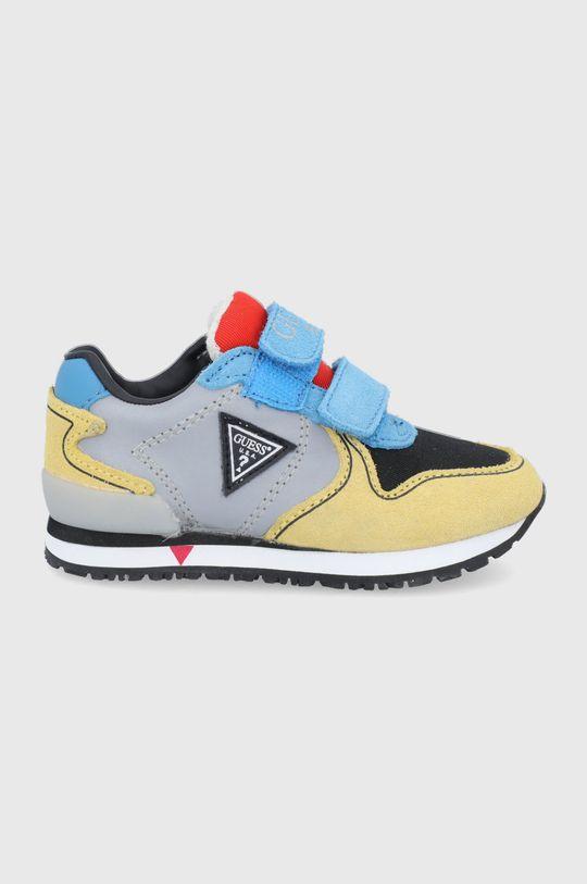 galben Guess - Pantofi copii De băieți