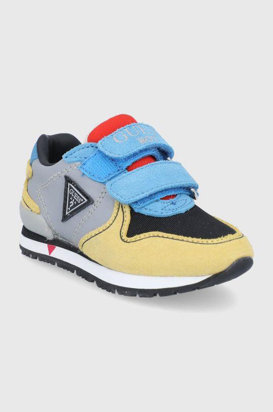 Guess - Pantofi copii galben