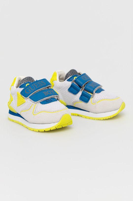 Guess - Pantofi copii alb